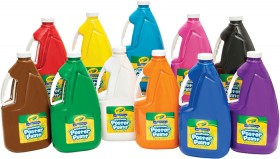 Crayola-Washable-Poster-Paint on sale