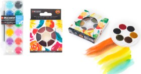 MICADOR-for-Artists-Brilliant-Watercolour-Discs on sale