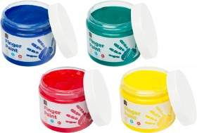 Educational-Colours-Finger-Paints on sale