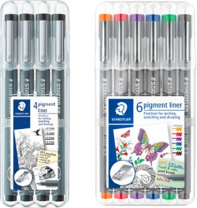 STAEDTLER-Pigment-Liner on sale