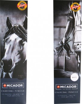 MICADOR-For-Artists-Charcoal-Pencils on sale