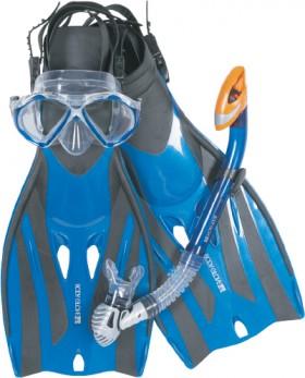 Body-Glove-Quantum-2.0-4-Piece-Snorkel-Set on sale