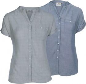 Gondwana-Womens-Kinaba-Henley-Shirt on sale