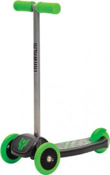 Tahwalhi-Recruit-Lean-Steer-Scooter-Green on sale