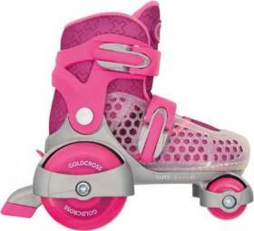 Goldcross-145-Skates-Pink on sale