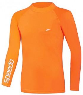 Speedo-Boys-Safety-Longsleeve-Suntop on sale