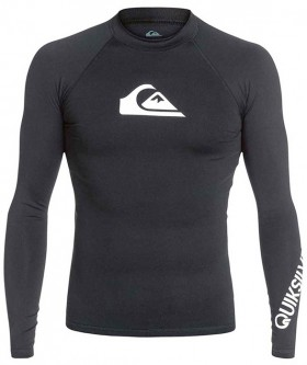 Quiksilver-Mens-All-Time-Longsleeve-Rash-Vest on sale