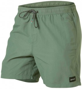 Quiksilver-Mens-Rigby-Volley-17-Boardshort-Green on sale