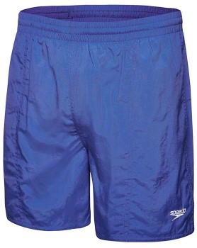 Speedo-Mens-Solid-Leisure-Short-Purple on sale