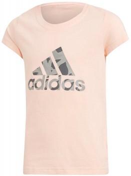 adidas-Girls-Logo-Tee on sale