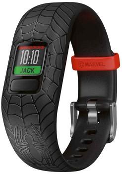 Garmin-Marvel-Vivofit-Jr.-2-Spider-Man-Fitness-Tracker-Black on sale