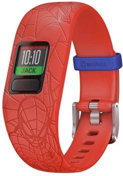 Garmin-Marvel-Vivofit-Jr.-2-Spider-Man-Fitness-Tracker-Red on sale
