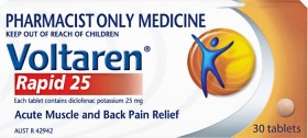 Voltaren-Rapid-25-30-Tablets on sale