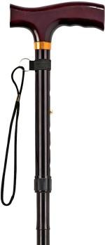 Making-Life-Easy-Black-Folding-Walking-Cane on sale