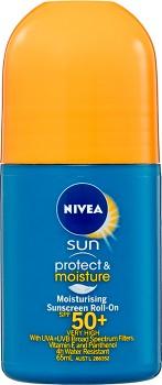 Nivea-Sun-Protect-Moisture-SPF50-Roll-On-Lotion-65mL on sale