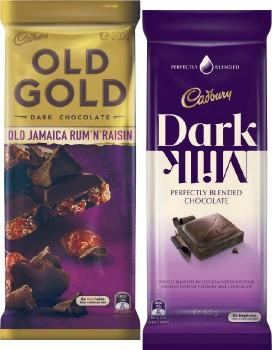 Cadbury-Old-Gold-or-Dark-Milk-Block-Chocolate-160g-200g-or-Toblerone-200g on sale