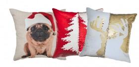 Festive-Cushions on sale
