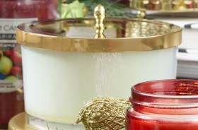 Scentsia-Gardenia-Flower-Candle on sale