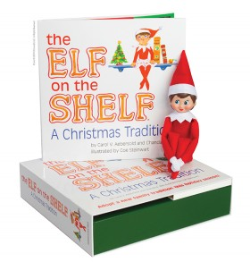 The-Elf-on-the-Shelf on sale