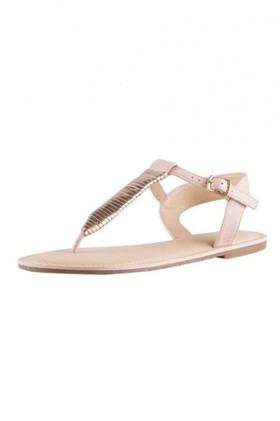 Kenya-Slingback-Thong-Sandal-Flat on sale