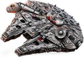 LEGO-Star-Wars-Millennium-Falcon on sale