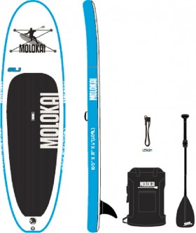 Molokai-Inflatable-SLI-10-SUP-Board-Blue on sale