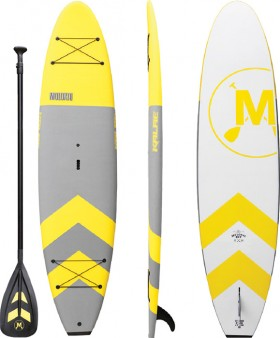 Molokai-Soft-Kalae-11-SUP-Board-Yellow on sale