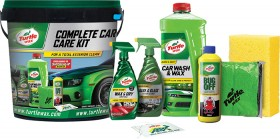 Turtle-Wax-8-Piece-Complete-Car-Care-Kit on sale