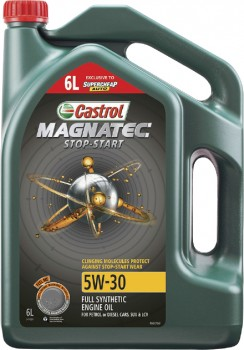 Castrol-Stop-Start-Engine-Oil on sale