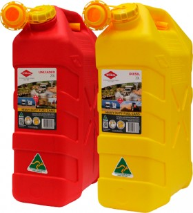 Willow-20-Litre-Petrol-Jerry-Can on sale