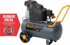 Black-Ridge-2.5HP-Air-Compressor on sale