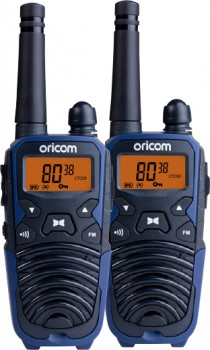 Oricom-Twin-Pack-2W-UHF-CB-Radio on sale