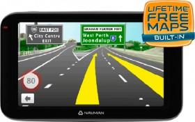 Navman-5-GPS-Navigation-Unit-with-Bluetooth on sale