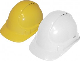 UniSafe-Type-1-Vented-ABS-Plastic-Hard-Hat on sale