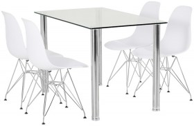 Zoe-5-Piece-Dining-Set-with-Isla-Chairs on sale