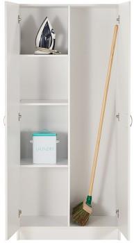 Reed-2-Door-Broom-Cupboard on sale