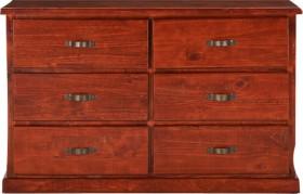 Longreach-6-Drawer-Dresser on sale