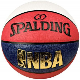 Spalding-NBA-Logoman-Basketball on sale