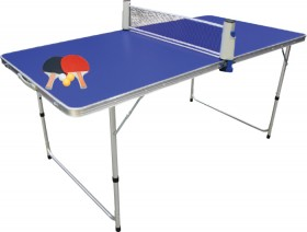 Folding-Aluminium-Ping-Pong-Table on sale