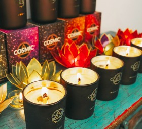 Real-Gemstone-Cosmic-Candles on sale