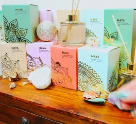 Maya-Scented-Candles-Diffusers on sale