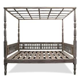 Teak-Queen-Day-Bed-Frame on sale