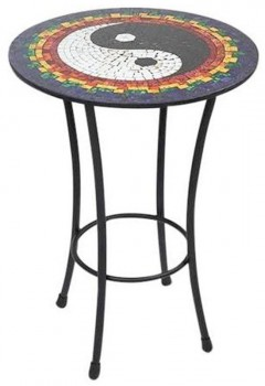 Mosaic-Table-Yin-Yang on sale