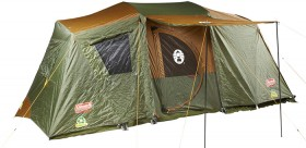 Coleman-Cabin-Gold-8-Person-Instant-Tent on sale