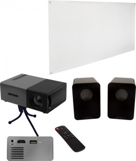 Mini-LED-Projector-Pack on sale