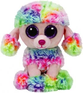 Beanie-Boos-Regular-Rainbow-Poodle on sale