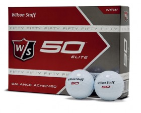 Wilson-Staff-Fifty-Elite-Balls-12pk on sale