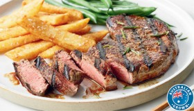 Coles-Australian-Beef-Rump-Steak on sale