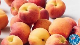 Australian-Yellow-or-White-Peaches on sale