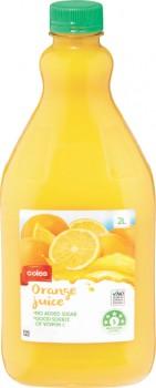 Coles-Juice-2-Litre on sale